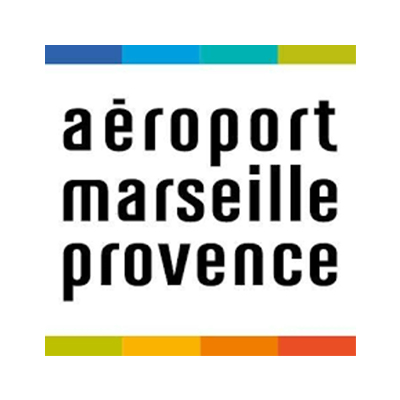 Logo Aéroport Marseille